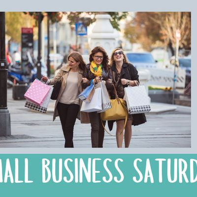 SMALL BUSINESS WEEKEND POP UP