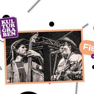 Kulturgraben Tag 3  Konzert mit Fisch & Oldrik