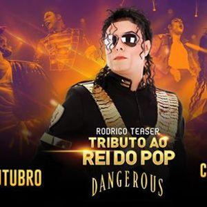 Tributo ao Rei do Pop em Caxias do Sul-RS