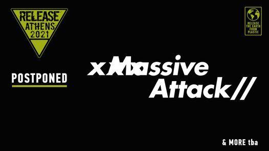 Release Athens 2021: Massive Attack + more tba, 25 June   Event in Palaio Faliro   AllEvents.in