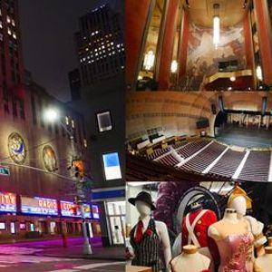 Radio City Music Hall NYCs Great Art Deco Masterpiece Webinar