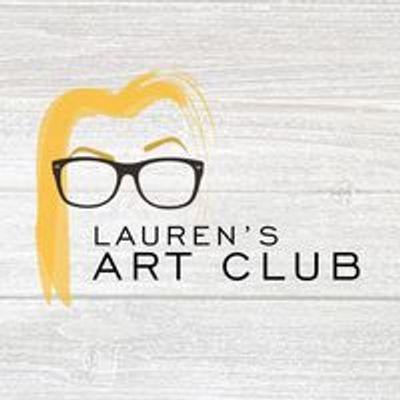 Lauren's Art Club