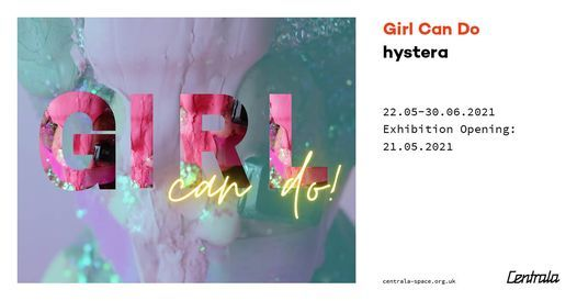 hystera: Girl Can Do, 22 May | Event in Birmingham | AllEvents.in