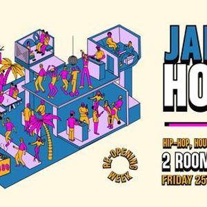 Jamms House Hip-Hop x House x UKG x RnB x Disco