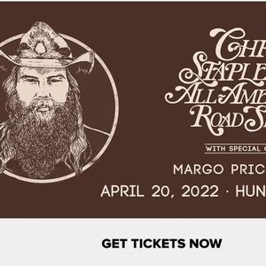 Chris Stapleton S All-American Road Show