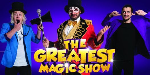The Greatest Magic Show, 22 May | Event in Port Douglas | AllEvents.in