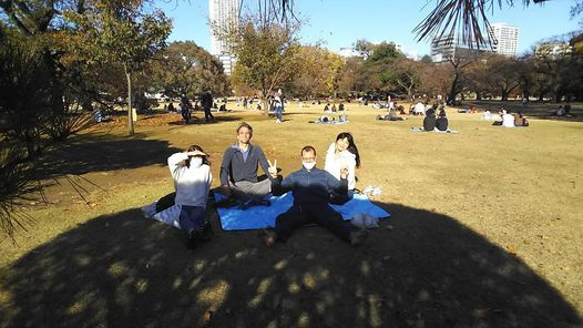 Refreshing walking meditation (In Yoyogi Park), 23 January | Event in Tokyo | AllEvents.in
