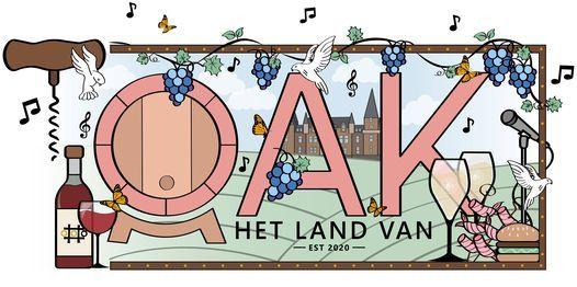 Het Land van OAK | Taste Experience | 20.00u-00.00u, 13 May | Event in Zwolle | AllEvents.in
