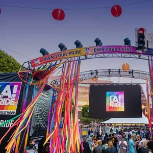 L.A. Pride Festival 2020
