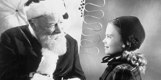 MIRACLE ON 34th STREET - Carolina Classic Holiday Movie, 29 November   Event in Greensboro   AllEvents.in