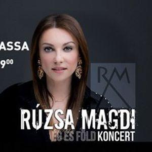 Rzsa Magdi - g s fld koncert - Kassa