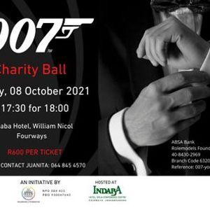007 The Bond Charity Ball - Gauteng
