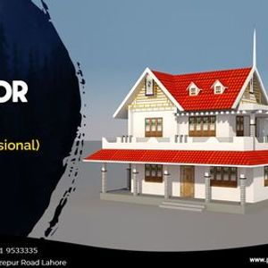 Become a Master in 3D Exterior Designing (from Scratch to Professional)