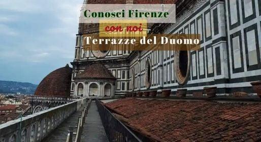 Visita guidata alle Terrazze del Duomo, 4 September   Event in Florence   AllEvents.in