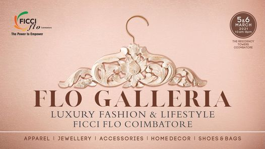 FLO Galleria, 5 March | Event in Coimbatore | AllEvents.in