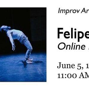 Online Movement Class with Felipe Ortiz