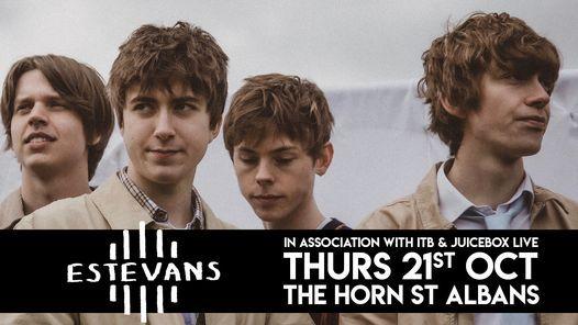 The Estevans / Coburn / Coupdekat | The Horn, St Albans, 21 October | Event in Saint Albans | AllEvents.in
