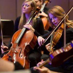 Iris at the Brooks String Ensembles