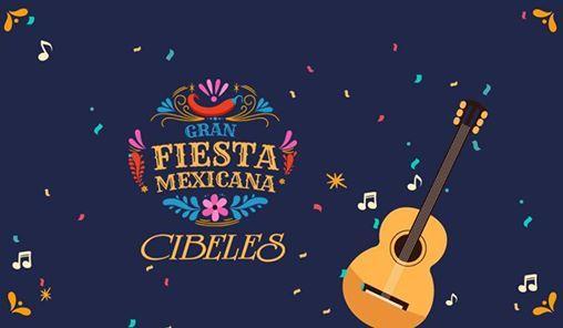 Gran Fiesta Mexicana En Terraza Jardín Cibeles At Cibeles