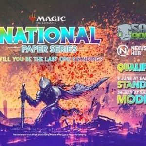 EGG National Paper Series 2021 Modern Qualifier