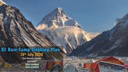 K2 Base Camp Concordia Trekking Plan 2020