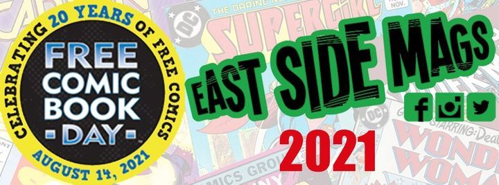 Free Comic Book Day 2021, 14 August | Event in Montclair | AllEvents.in