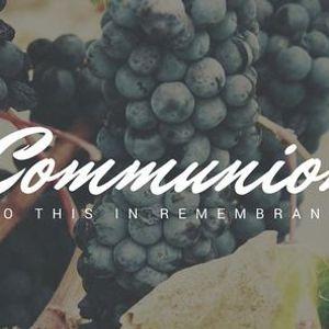 Communion Service (Surname I-Z)