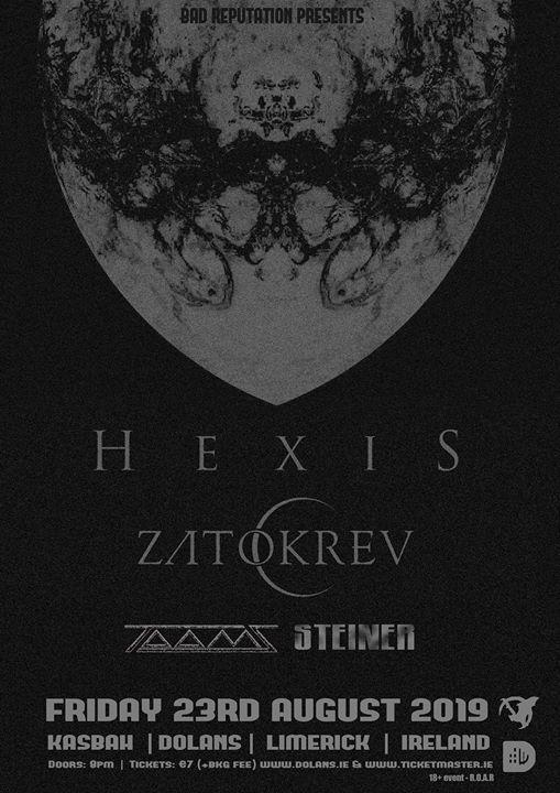 Hexis  Zatokrev  TOOMS  Steiner - Limerick