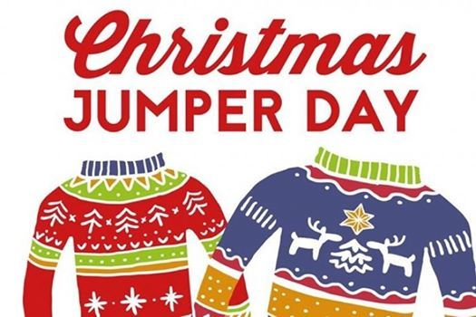 Image result for christmas jumper day 2019