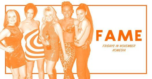 FAME // The Return // Socially Distanced, 11 December | Event in Bath | AllEvents.in