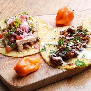 Bottomless Wine and Mexican Street Food Cooking Class