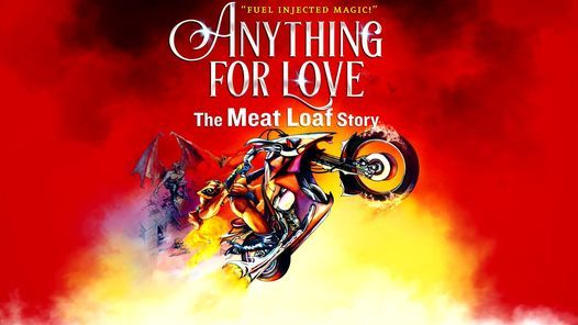 Steve Steinman's Anything For Love (Kettering), 23 July | Event in Kettering | AllEvents.in