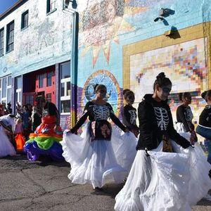 Dayton Dia de Muertos Parade and Celebration