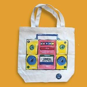 Digital DIY] Tote Bag Painting Class
