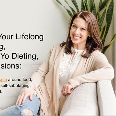 Heal Your Lifelong Binge Eating and Lifelong Dieting [FREE ONLINE EVENT]