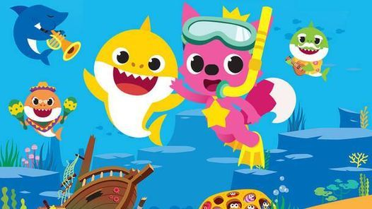 Baby Shark Live!, 3 May | Event in Chicago | AllEvents.in