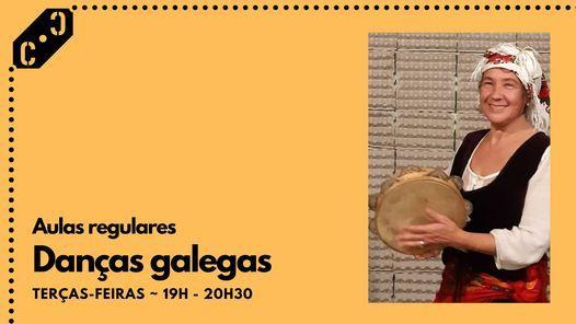 Aulas Regulares: Danças Galegas   Event in Lisbon   AllEvents.in