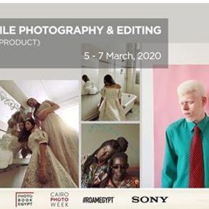 Advanced Mobile Photography & Editing  Workshop by Omar Hegazy