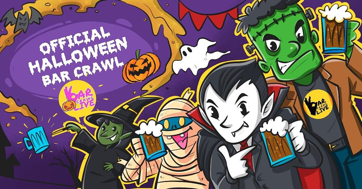 Official Halloween Bar Crawl  Cleveland OH - Bar Crawl Live