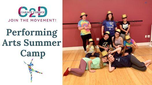C2D Performing Arts Summer Camp