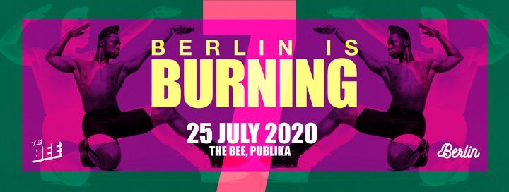 Berlin Is Burning 7!, 30 October | Event in Kuala Lumpur | AllEvents.in