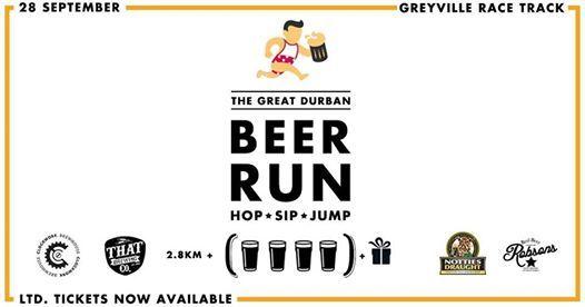 The Great Beer Run Durban