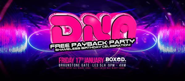 DNA Hardcore - Event 46  FREE Party ft DJ SY