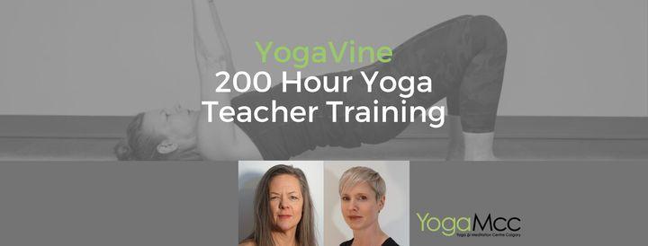 YogaVine 200 Hour Yoga Teacher Training, 4 June | Event in Calgary | AllEvents.in