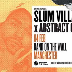 Slum Village x Abstract Orchestra - Manchester