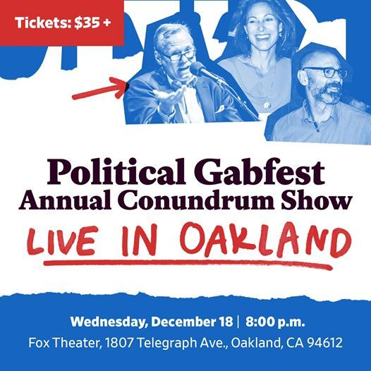 Slate Political Gabfest - Annual Conundrum Show