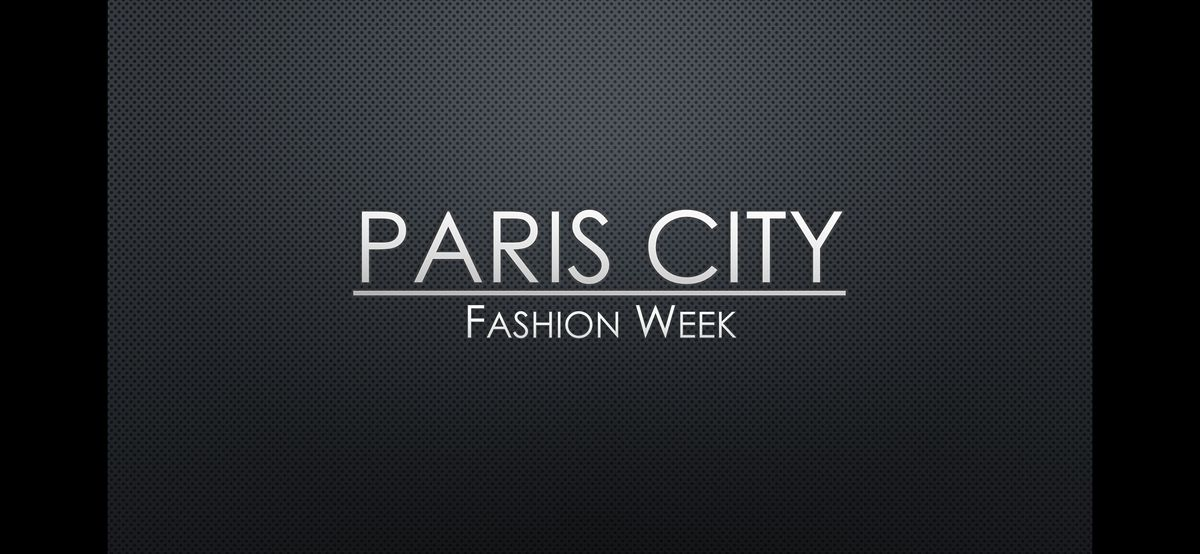 PARIS CITY FASHION WEEK, 2 October | Event in Paris | AllEvents.in
