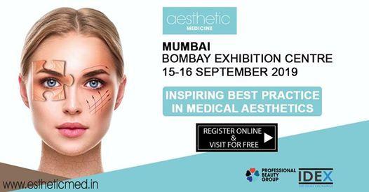 Aesthetic Medicine India 2019