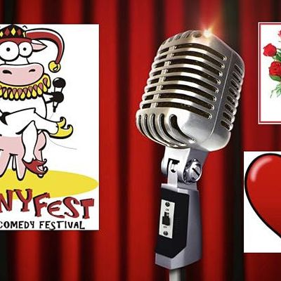 Sat. FEB. 12 2022 - Valentine COMEDY Extravaganza  6 pm
