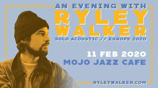 Ryley Walker  Hamburg mojo jazz caf